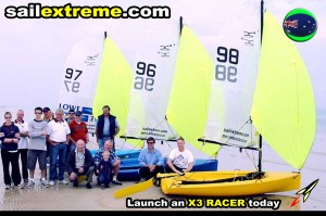 X3-sailing-dinghy-X3ED+EDgenaker-fleet