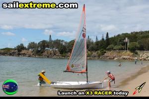 X3-sailing-dinghy-beach-landing