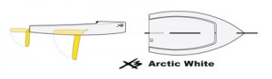 X3 sailing dinghy hull plans