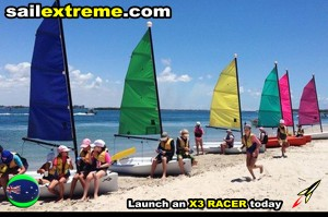 Holylwell-sail-club-X3-sail-training