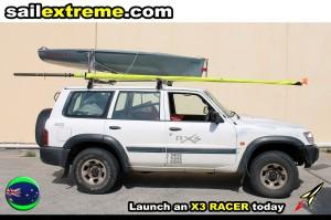 X3-sailing-dinghy-on-car-roof-racks